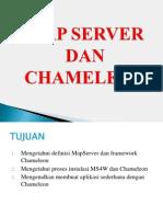 Tutorial Instal Map Server & Chameleon