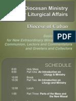 Basic Liturgy