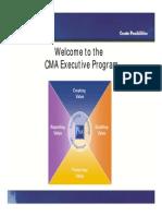 Orientation Slides CMA program