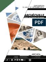 Dossier Archea Bd