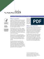 Gastritis pdf