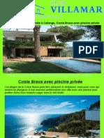 Profitez d'Une Villa Exquisite à Calonge, Costa Brava Avec Piscine Privée
