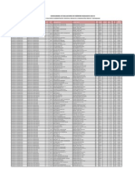 Examenes Rezagados de Carreras de Ingenierias y Gestión y Humanidades 2013-III