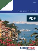 CruiseGuide Escape Travel