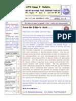 LCPS News E Bulletin Apr 2014