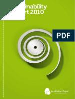 Australian Paper 2010 Sustainability Report