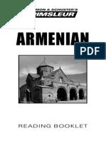 Armenian Western Compact Phase1 Bklt