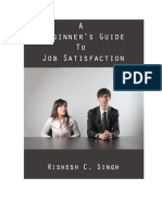A Beginners Guide to Job Satisfaction