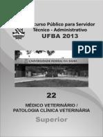 UFBA - Técnico Administrativo