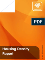 Housing Density Report - February 2014