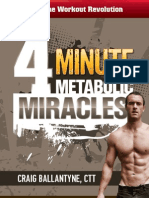 Hwr 4 Minute Metabolic Miracles
