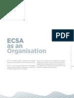 ECSA Rapport 2010-2011