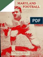 University of Maryland men's football media guides.pdf