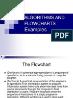 Algorithms and Flowchart