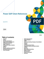 Power Sap Client References