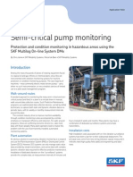 CM3119 SKF Multilog DMx-Semi-critical Pump Monitoring