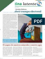 Revista Argentina Latente Nº 1