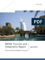 Aranca MENA Tourism and Hospitality Report April 2014