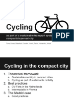 Cycling in the Compact City Presentation