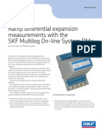 Ramp Differential Expansion Measurements