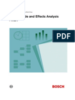 Failure Mode and Effects Analysis by Bosch
