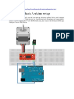 Arduino Easy driver