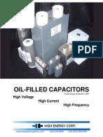 HEC-Oil Filled Capacitors