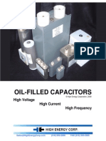 HEC-Oil Filled Capacitors