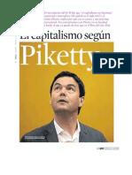 El Capitalismo Según Piketty