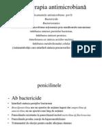 Antibioticele in Dentistica