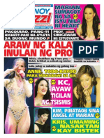 Pinoy Parazzi Vol 7 Issue 74 June 13 - 15, 2014