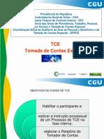 Curso TCE - 2013 - 1
