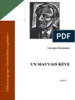 Bernanos Un Mauvais Reve