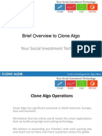 Clone Algo Powerpoint Presentation
