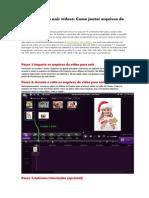 Aplicativo para unir vídeos.doc