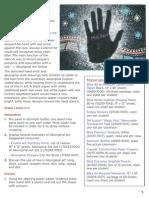 Aboriginal Hand Prints Aboriginal Hand Prints