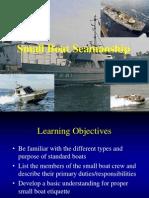 15 Smallboat Seamanship