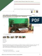Rumah Nyaman Di Jln Wates Km.7 Gamping - Rumah Dijual DI Yogyakarta - Sleman - Berniaga