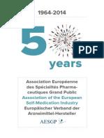 50 Years AESGP
