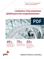 Encuesta sobre Delitos Económicos 2014