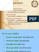 Lipid for Presentation