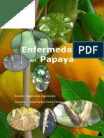Enfermedades en Papaya