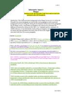 Informative Annex 1- Flanges