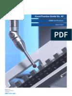 Good Practice Guide - CMM Verification NPL
