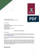Broadband Submission 2007