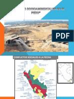 Exposicion Final de Conflictos Socioambientales en El Peru