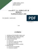 Ambalaje Si Design - Napolitanele Joe
