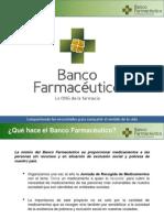 1 Presentación Proyecto Banco Farmacéutico