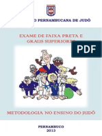 Metodologia No Ensino Do Judô