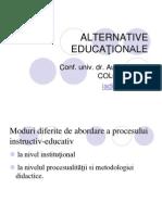 Alternative Educationale _2012